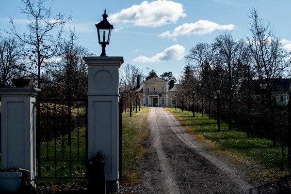 Finnish Manor of Mr. Kuisla